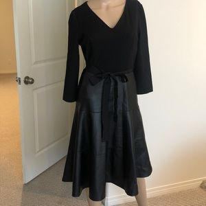 NWT Classic Marve dress with a twist.